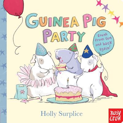 Cover for Guinea Pig Party