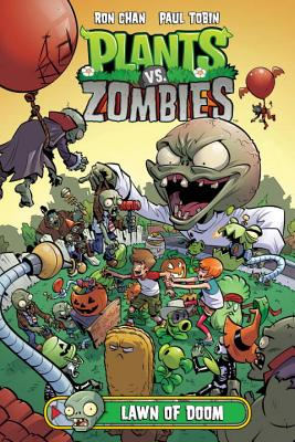 Plants vs. Zombies Volume 8: Lawn of Doom Cover Image