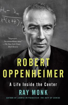 Robert Oppenheimer: A Life Inside the Center Cover Image
