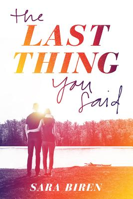 The Last Thing You Said Cover