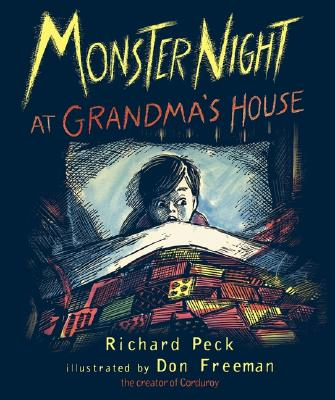 Monster Night at Grandma's House Cover