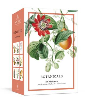 Botanicals: 100 Postcards from the Archives of the New York Botanical Garden Cover Image