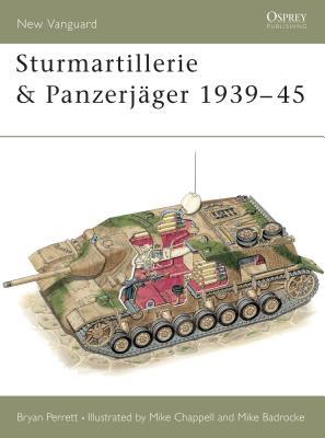 Sturmartillerie & Panzerjager 1939 45 Cover