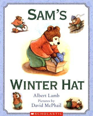 Sam's Winter Hat Cover