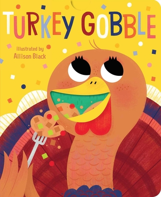 Turkey Gobble (Crunchy Board Books) Cover Image