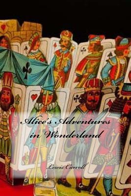 Alice?s Adventures in Wonderland Cover Image