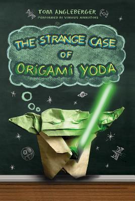 The Strange Case of Origami Yoda Cover Image