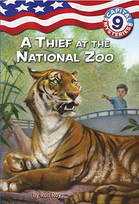 A Thief at the National Zoo Cover