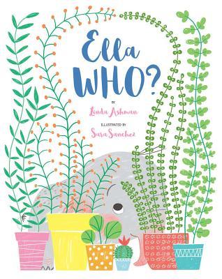 Ella Who? Cover
