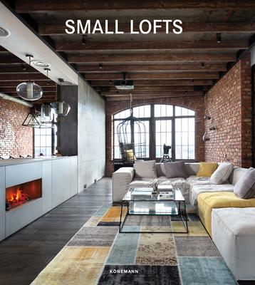 Small Lofts (Contemporary Architecture & Interiors) Cover Image