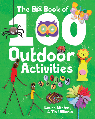 The Big Book of 100 Outdoor Activities Cover Image