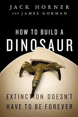 Cover for How to Build a Dinosaur