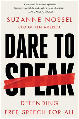 Dare to Speak: Defending Free Speech for All Cover Image