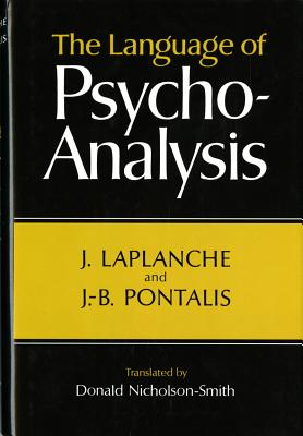 Cover for The Language of Psycho-Analysis