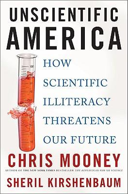 Unscientific America Cover
