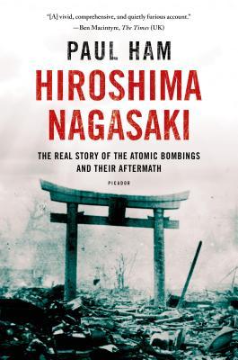 Cover for Hiroshima Nagasaki