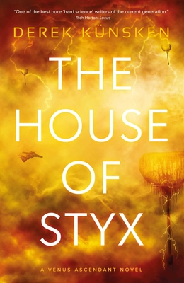 Cover for The House of Styx (Venus Ascendant #1)