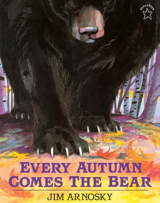 Every Autumn Comes the Bear Cover Image