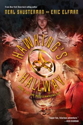 Hawking's Hallway (The Accelerati Trilogy #3) Cover Image