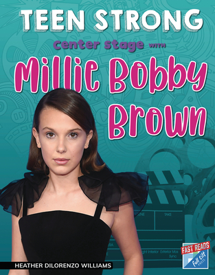 Center Stage with Millie Bobby Brown Cover Image