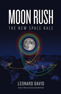 Moon Rush: The New Space Race Cover Image