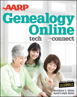AARP Genealogy Online Cover