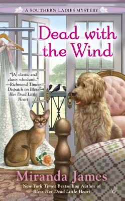 Dead with the Wind (A Southern Ladies Mystery #2) Cover Image
