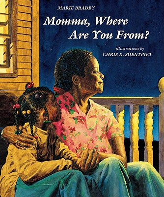 Cover for Momma, Where Are You from