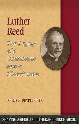 Cover for Luther Reed