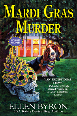 Mardi Gras Murder (A Cajun Country Mystery #4) Cover Image