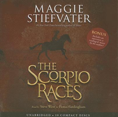 The Scorpio Races (Audio Library Edition) Cover Image