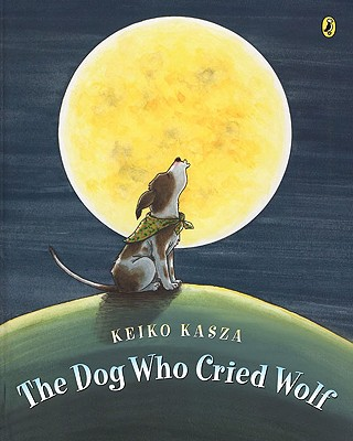 The Dog Who Cried Wolf Cover Image