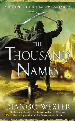 The Thousand Names (The Shadow Campaigns #1) Cover Image