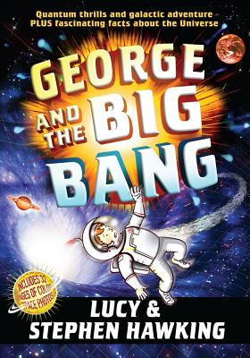 George and the Big Bang Cover
