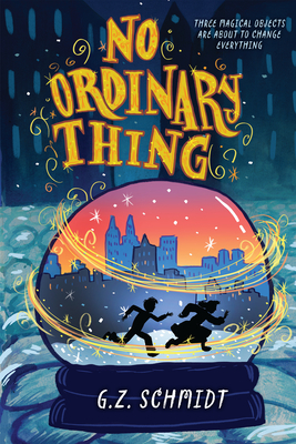 Cover for No Ordinary Thing