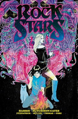 Rockstars: The Complete Series Cover Image