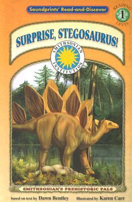 Surprise, Stegosaurus! Cover Image