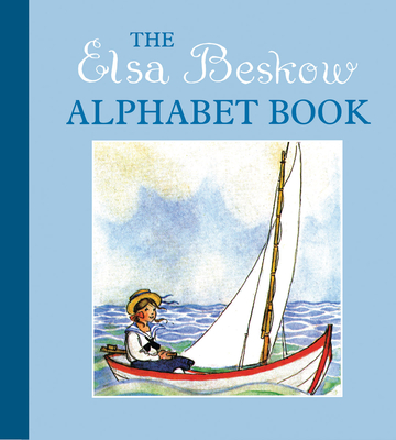 The Elsa Beskow Alphabet Book Cover Image