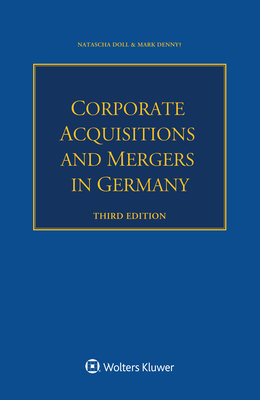 Corporate Acquisitions and Mergers in Germany Cover Image