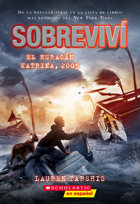 Sobreviví el huracán Katrina, 2005 (I Survived Hurricane Katrina, 2005) Cover Image