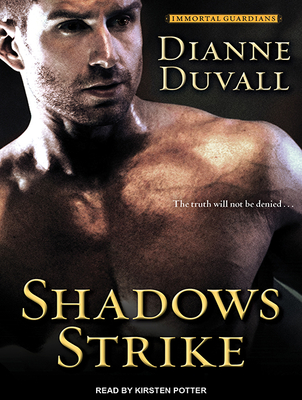 Shadows Strike (Immortal Guardians #6) Cover Image