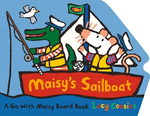 Maisy's Sailboat Cover Image
