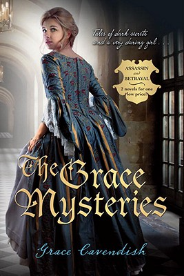 The Grace Mysteries Cover