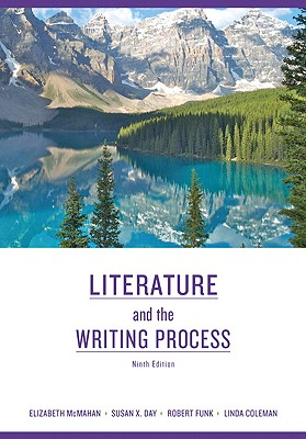 Literature and the Writing Process Cover Image