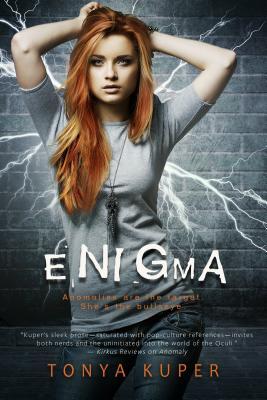 Cover for Enigma (Schrodinger's Consortium #2)
