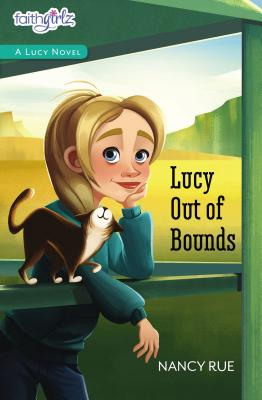 Lucy Out of Bounds (Faithgirlz / A Lucy Novel #2) Cover Image