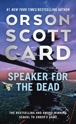 Speaker for the Dead (The Ender Saga #2) Cover Image