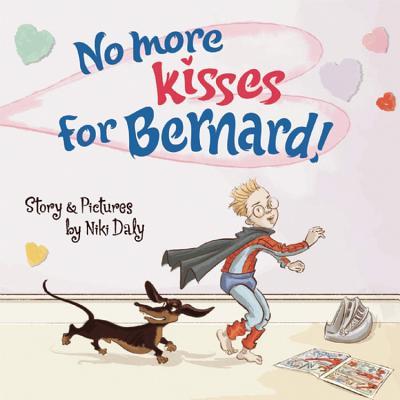 No More Kisses for Bernard! Cover