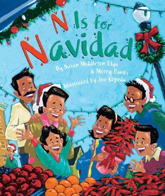 N is for Navidad Cover