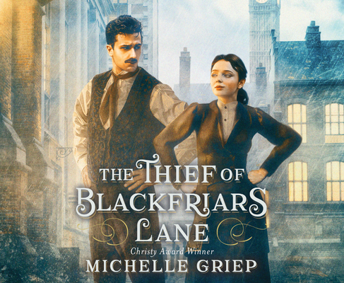Cover for The Thief of Blackfriars Lane